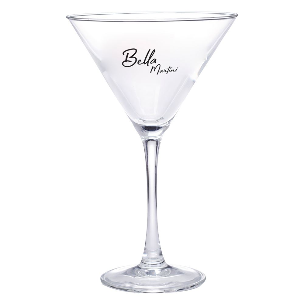 Martini Glass 10-Oz. - Personalization Available