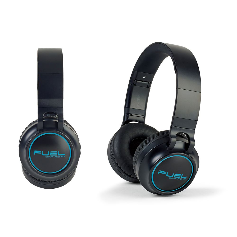 Halo Lighted Bluetooth Headphones - Personalization Available