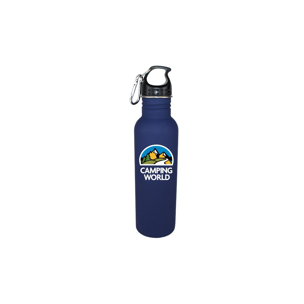 Halcyon Stainless Quest Bottle 25 oz - Full Color