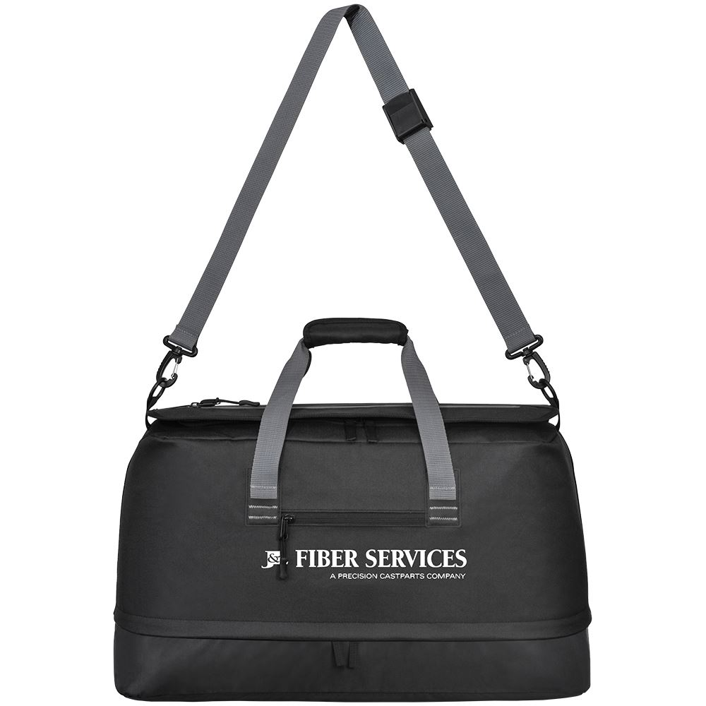 Brighton Adjustable Duffel - Personalization Available