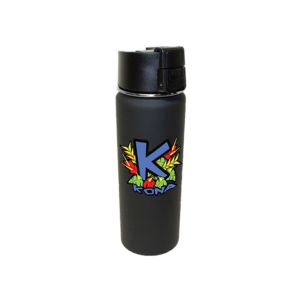 Halcyon Sport Bottle With Push Button Lid 20-Oz. - Full Color Personalization Available