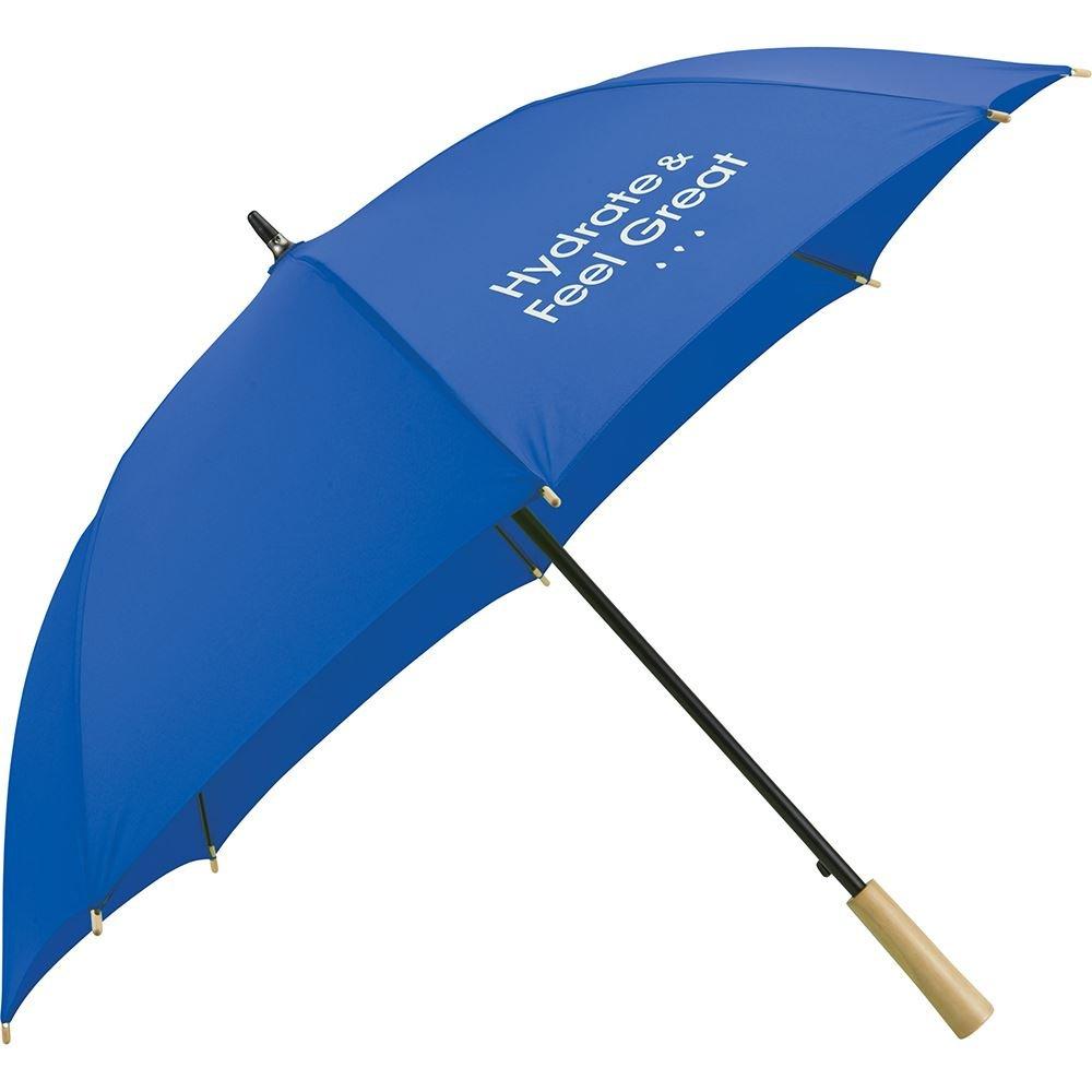Recycled PET Auto Open Fashion Umbrella 48