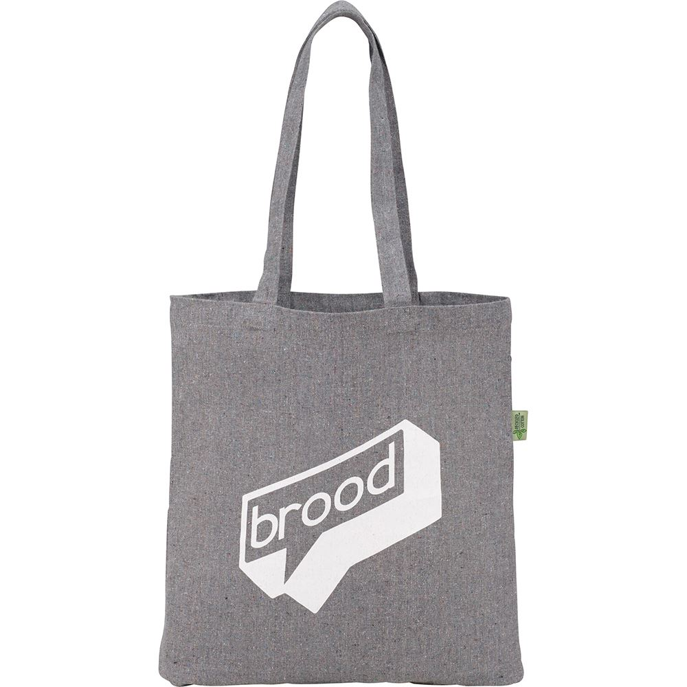 Recycled Cotton Convention Tote - Personalization Available