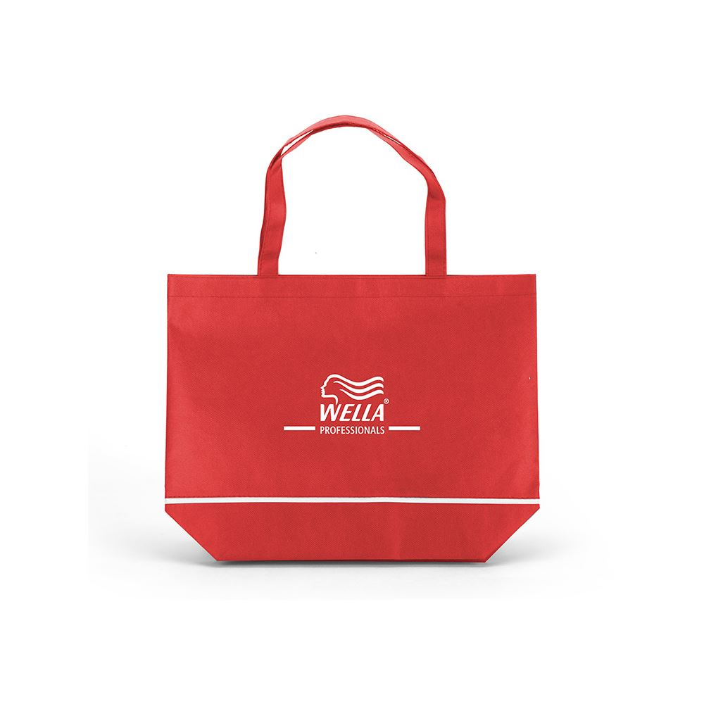 Two-tone Non-Woven Tote - Personalization Available