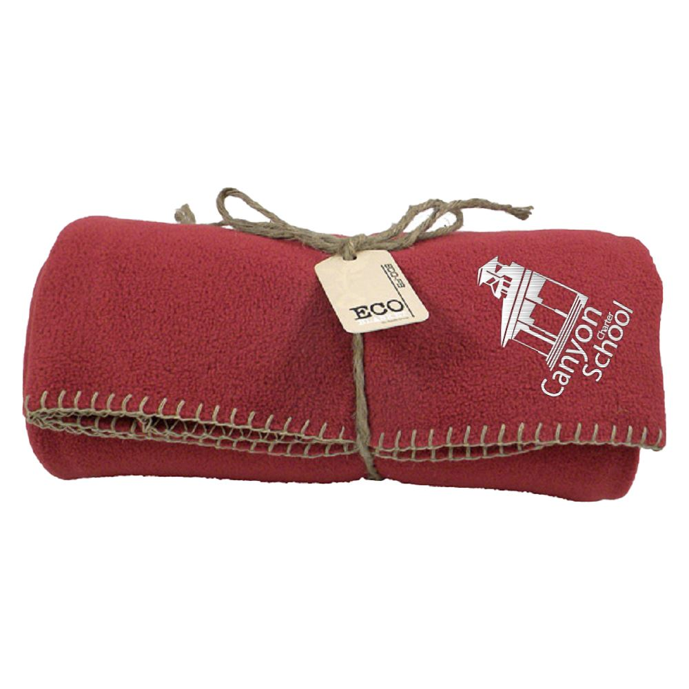 Eco Blanket - Personalization Available