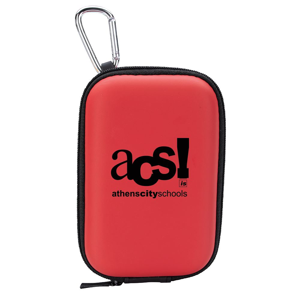 Toughskin First Aid Kit With Carabiner - Personalization Available
