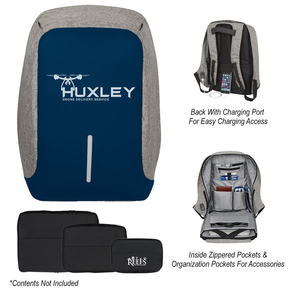 Anti-theft Traveler Kit - Personalization Available