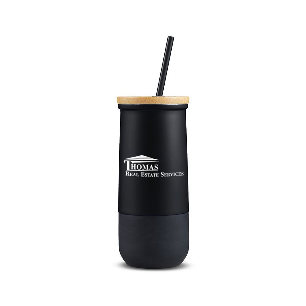 Intrigue Vacuum Straw Tumbler 20 oz. - Personalization Available