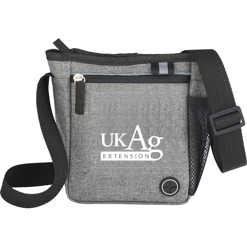 Wags Walking Crossbody Bag - Personalization Available