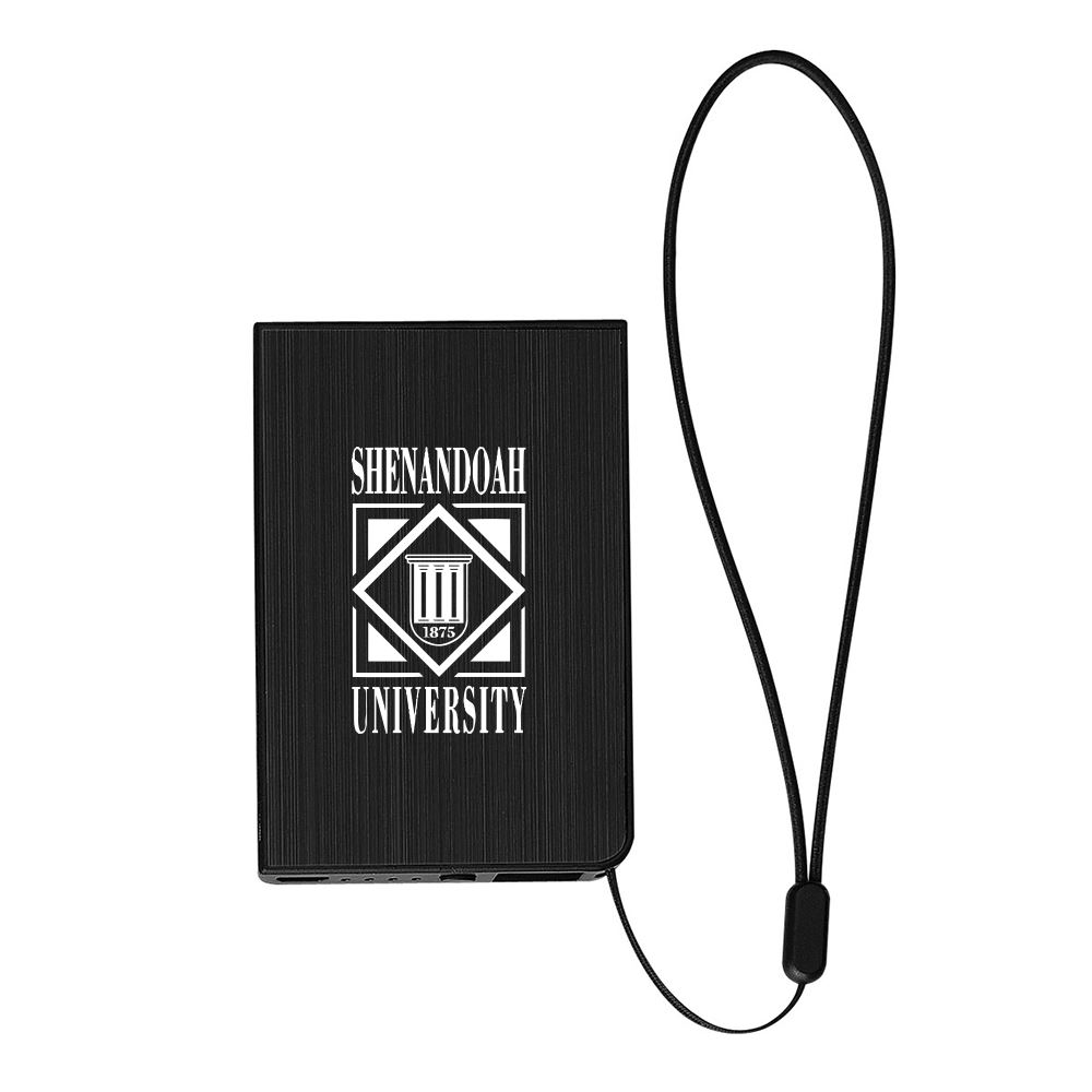 UL Listed Power Bank With Wrist Strap - Personalization Available
