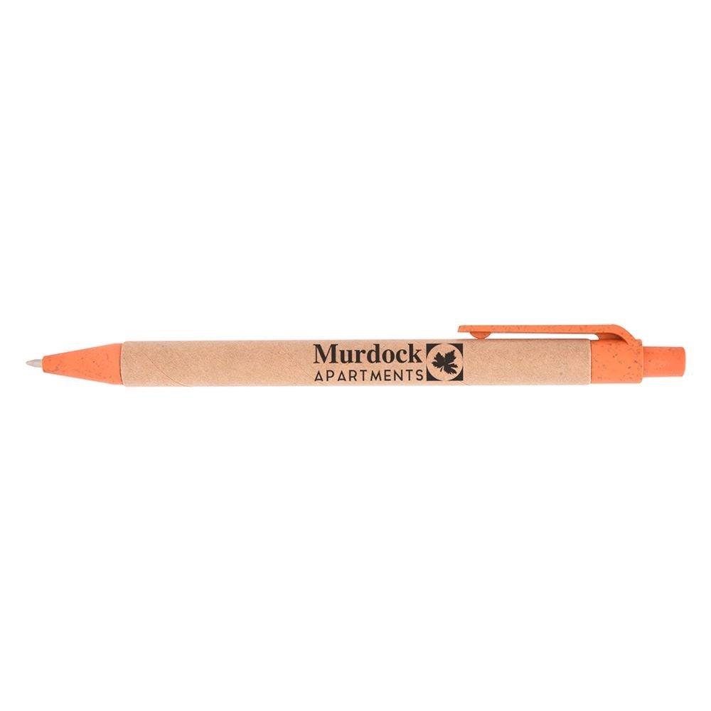Brooks Wheat Writer Pen - Personalization Available