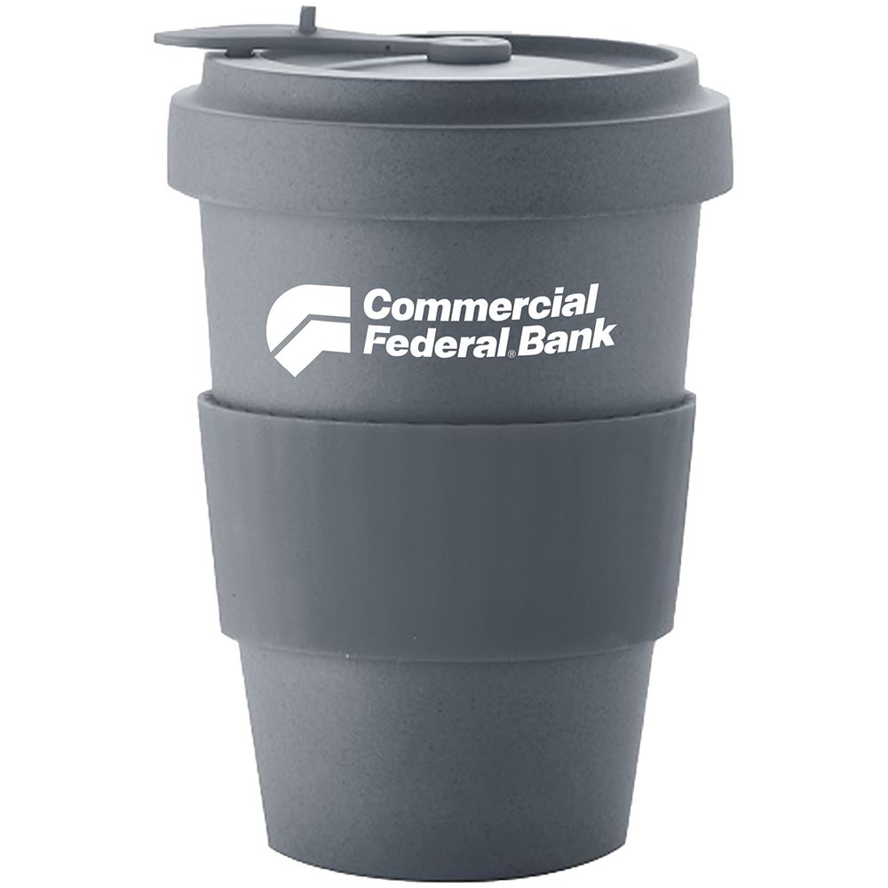 Earth Travel Mug 16-Oz. With Matching Lid - Personalization Available