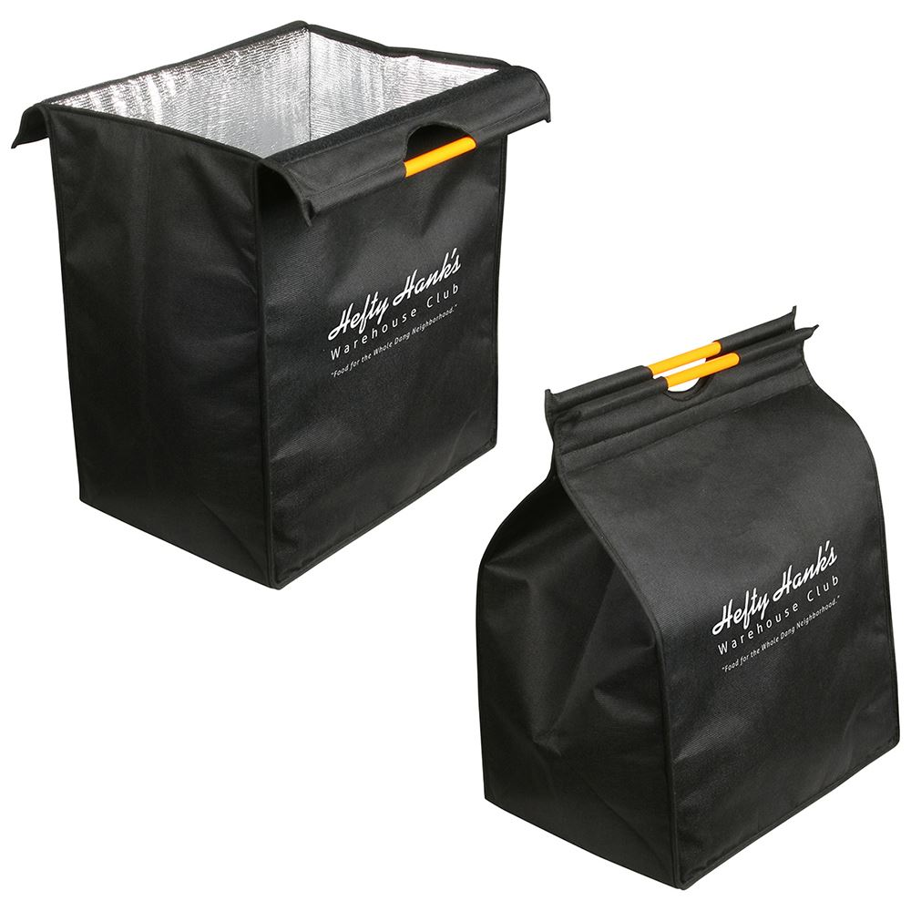 Insulated Recycled P.E.T Shopping Bag - Personalization Available