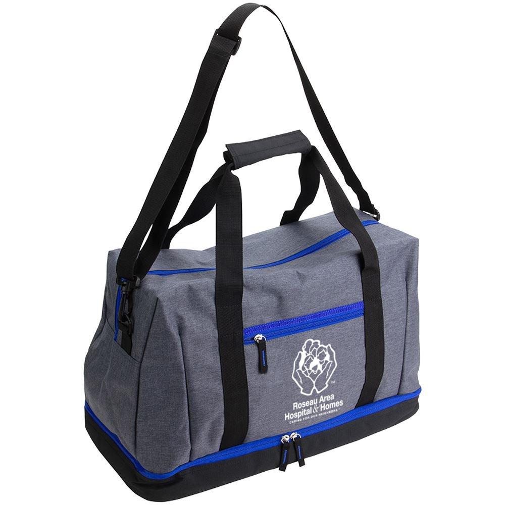 Triumph Herringbone Duffel Bag - Personalization Available