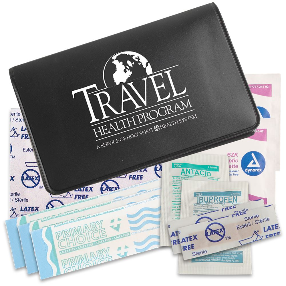 First Aid Traveler