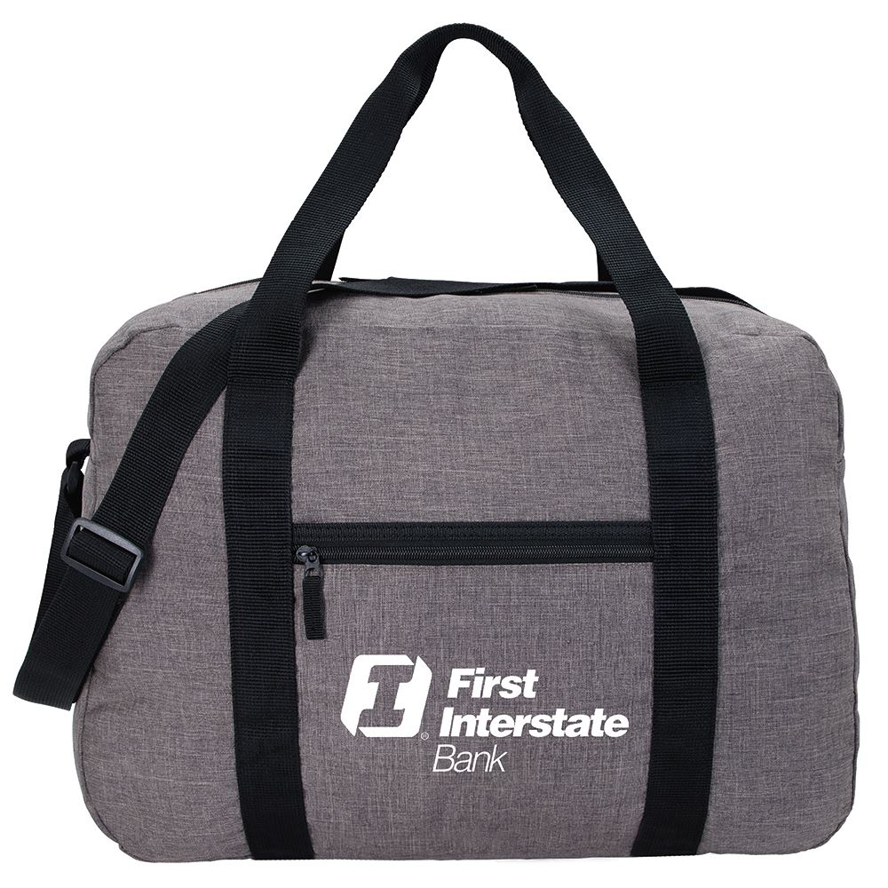 Packable Duffel - Personalization Available