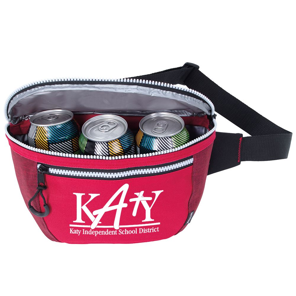 Retro Fanny/Waist Pack Cooler - Personalization Available