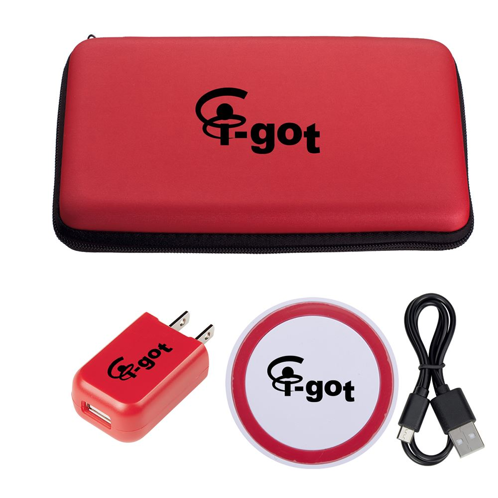 Wireless Phone Charging Kit - Personalization Available