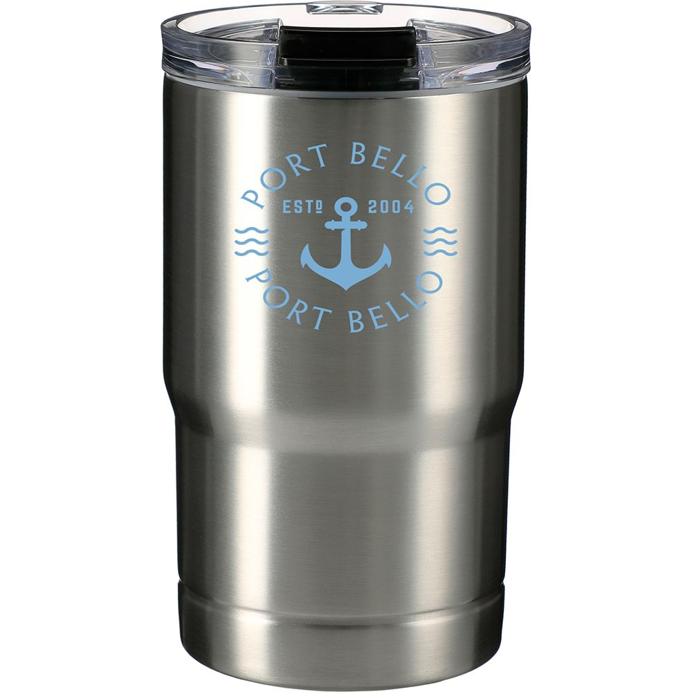 Bluff Vacuum Tumbler & Cooler 12-Oz. - Personalization Available