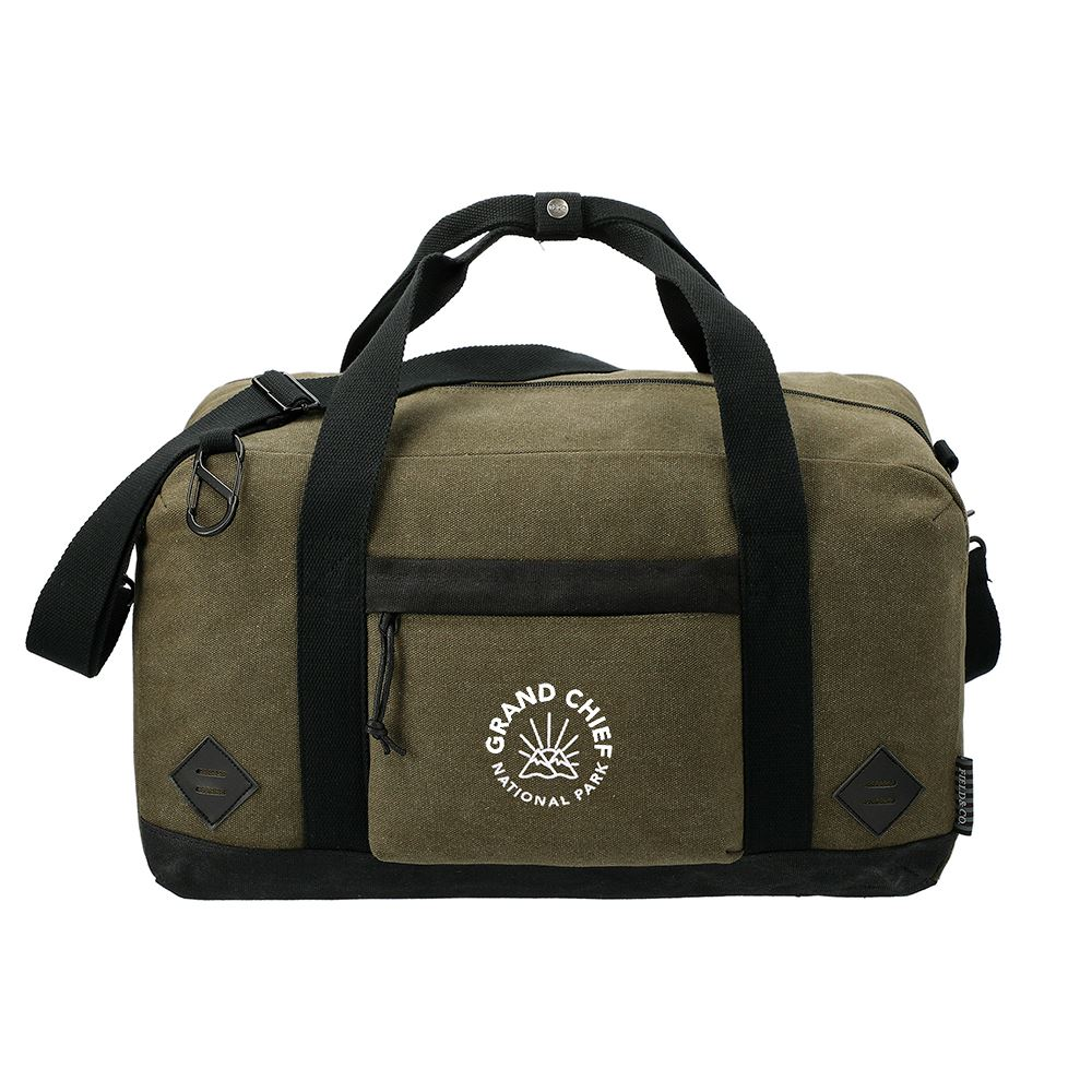 Field & Co. Woodland Duffel Bag - Personalization Available