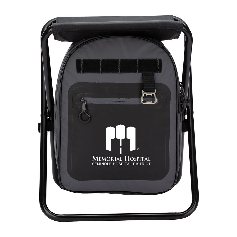 iCOOL Cape Town 20-Can Capacity Backpack Cooler Chair