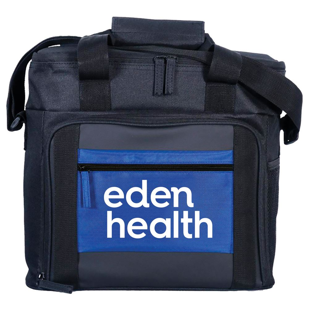 Colorful Pocket Cooler Bag - Personalization Available