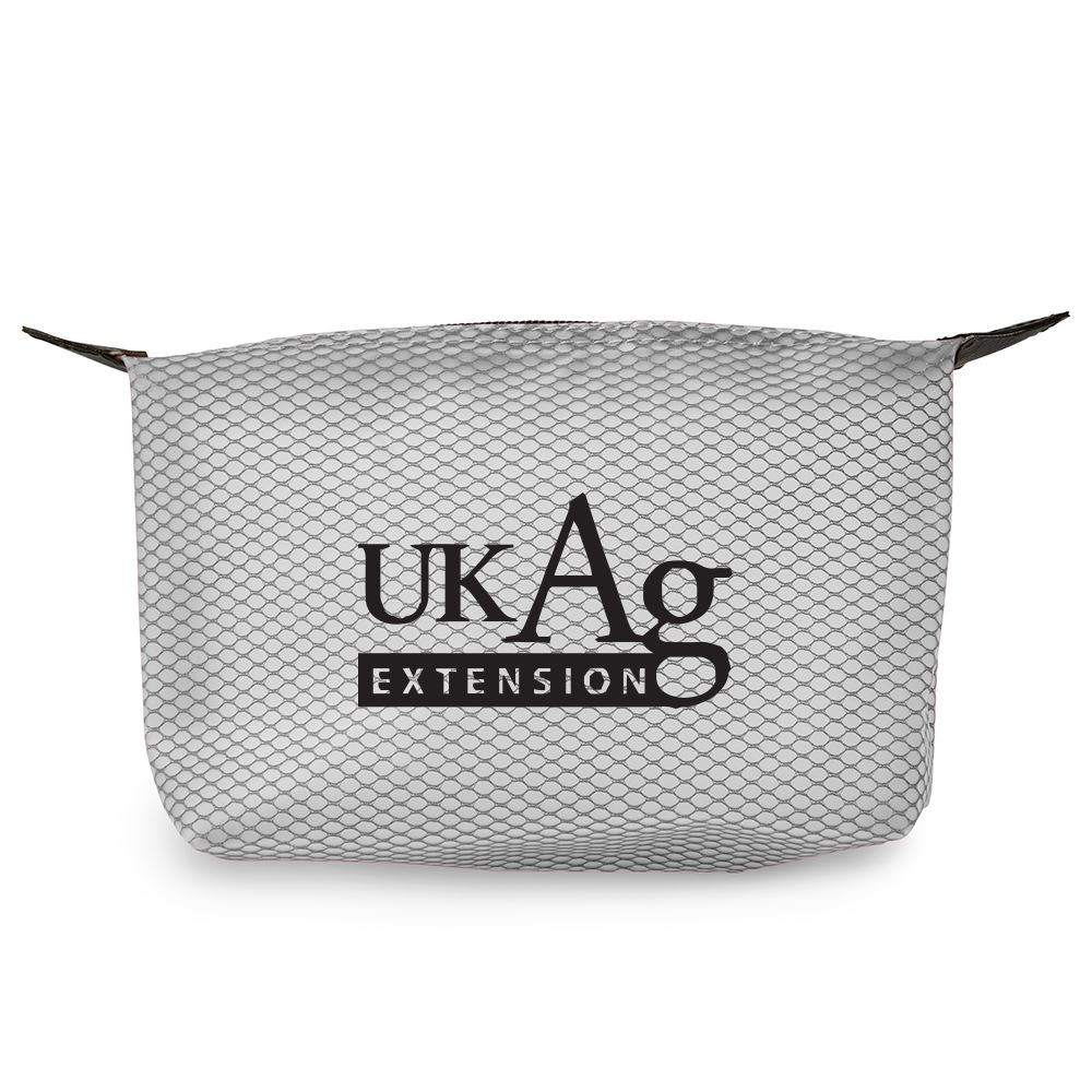 Dusk Mesh Toiletry Pouch - Personalization Available