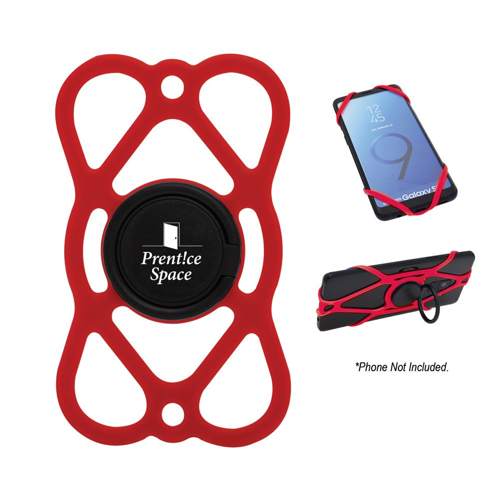 Gripper Phone Holder - Personalization Available