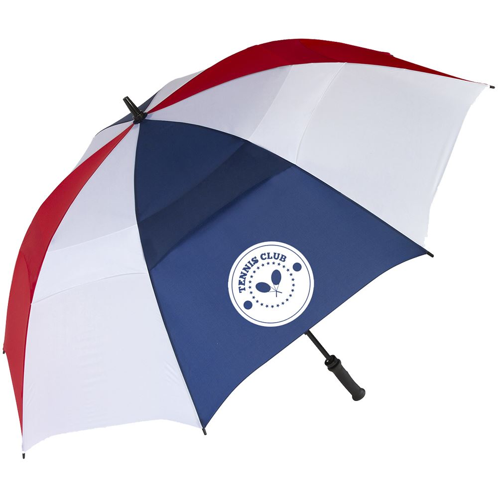 Windjammer Vented Golf Umbrella - Personalization Available