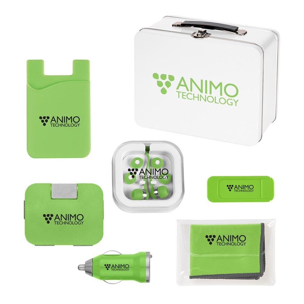 Tech Kit In Lunch Box