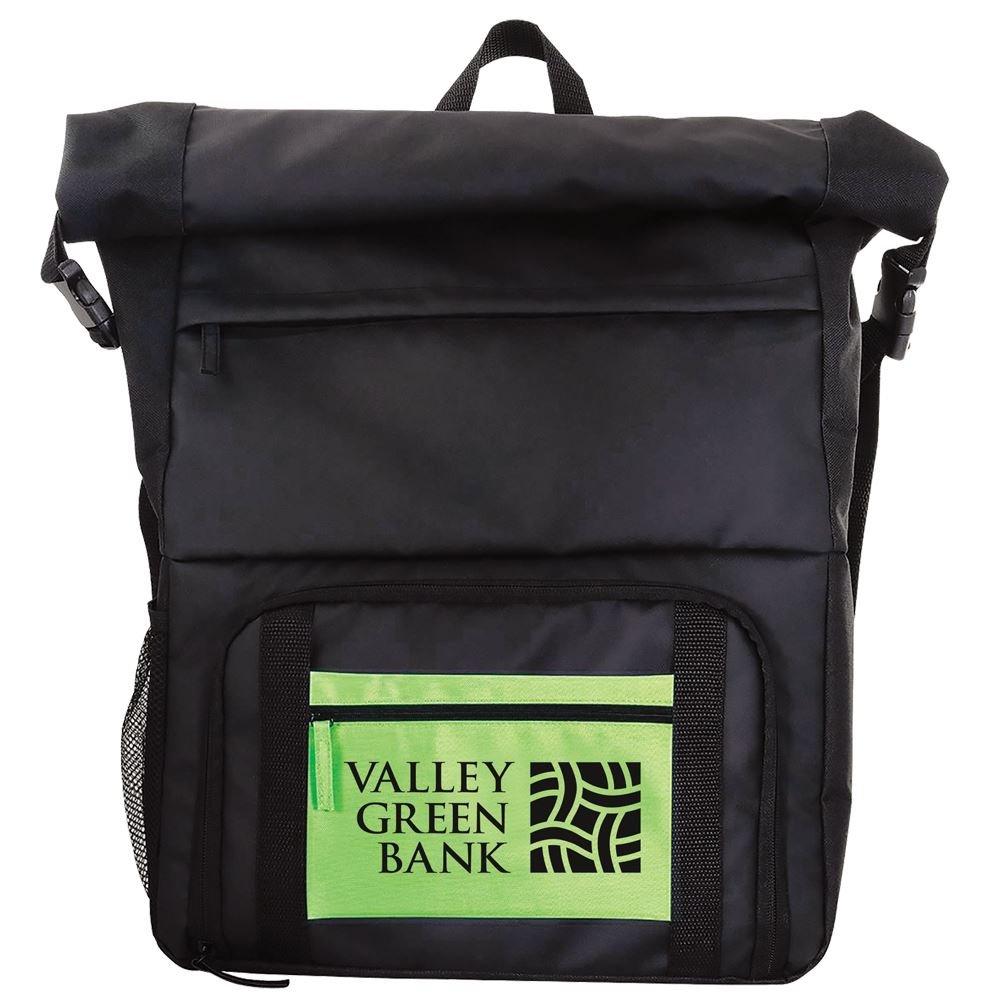 Colorful Pocket Cooler Combo Backpack