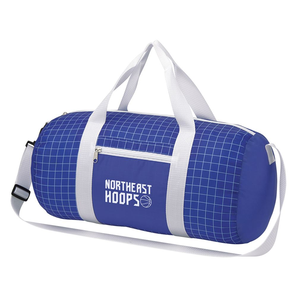 Cross Check Duffel Bag - Personalization Available