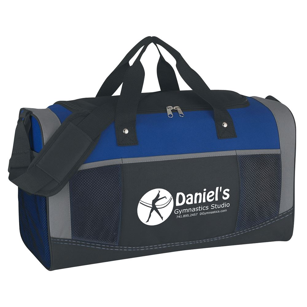 Quest Duffel Bag - Personalization Available