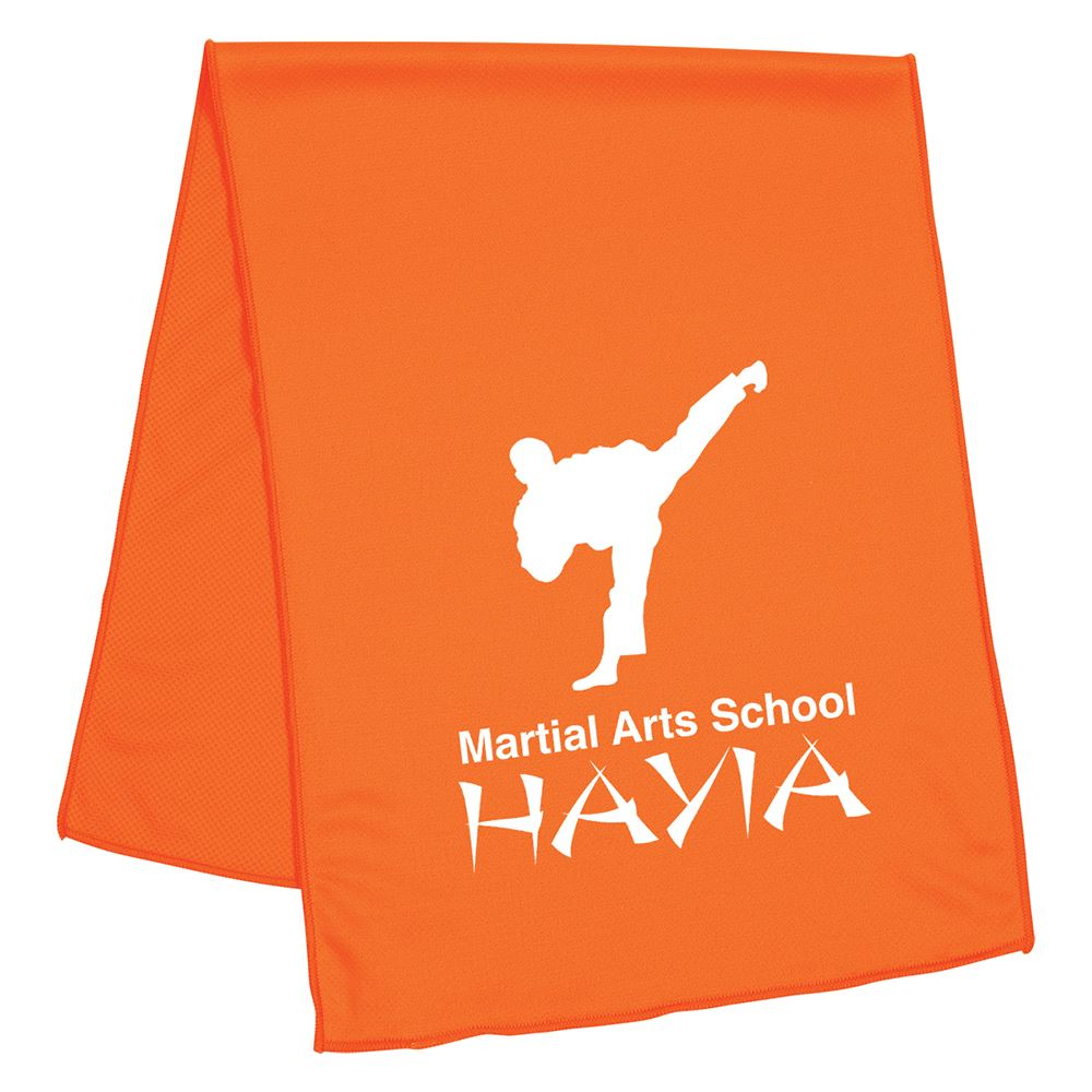 Super Dry Cooling Towel - Personalization Available