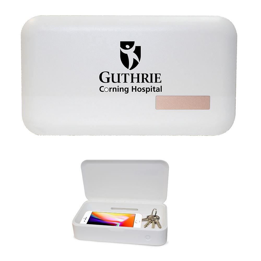 UV Phone Sanitizer Sterilization Deluxe Box - Personalization Available