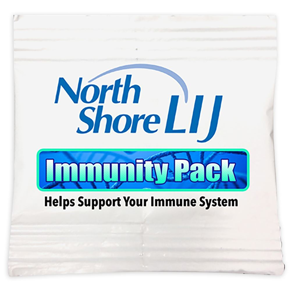 Full Color Immune Booster Packet