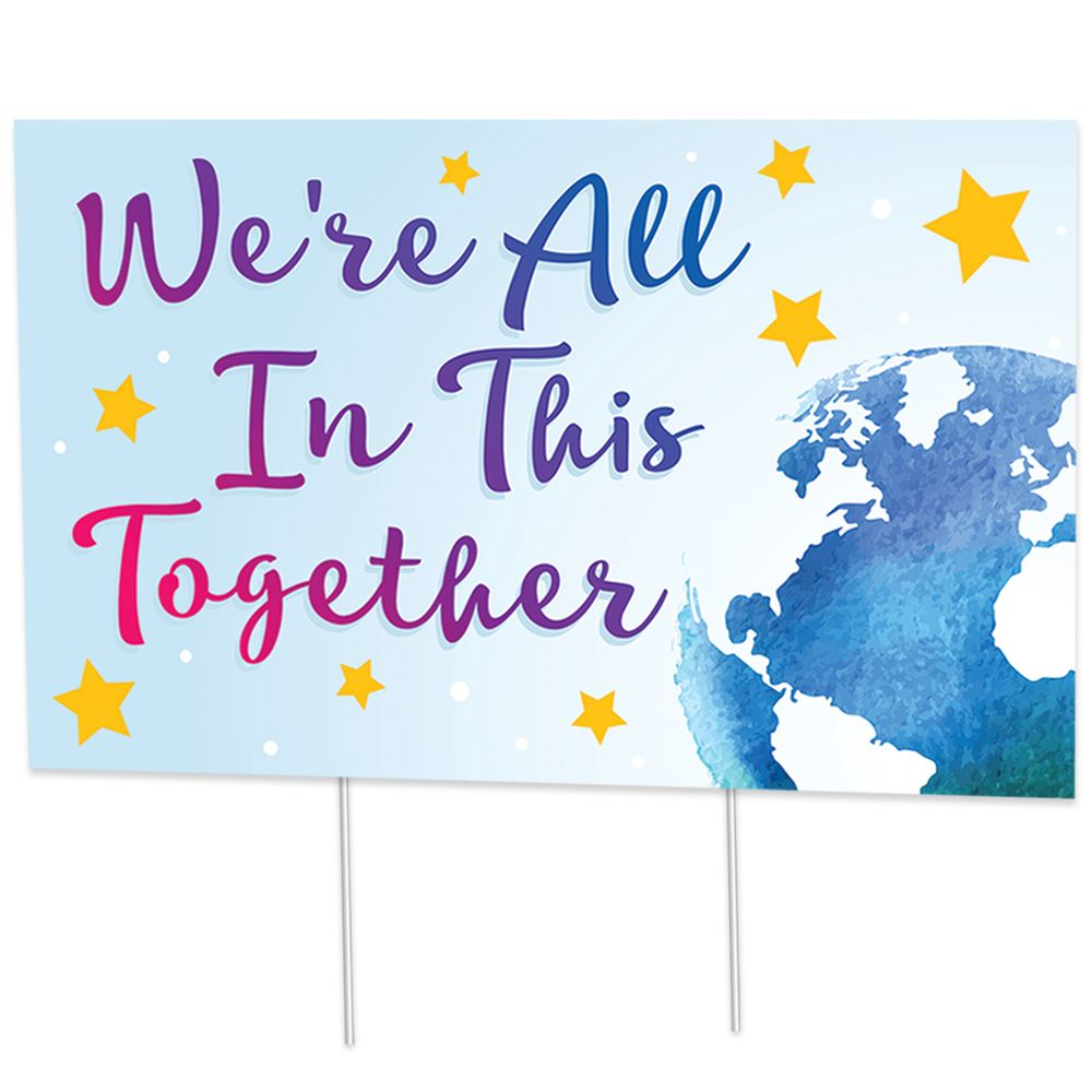We're All In This Together 18