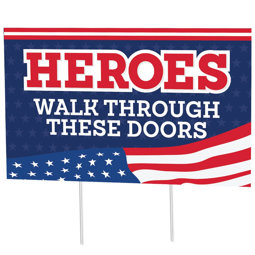 Heroes Walk Through These Doors 18