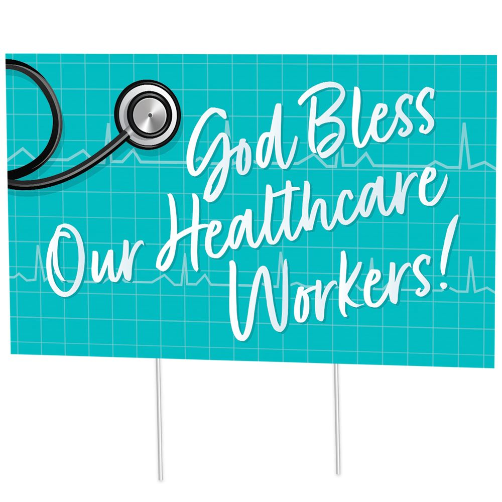 God Bless Our Healthcare Workers 18