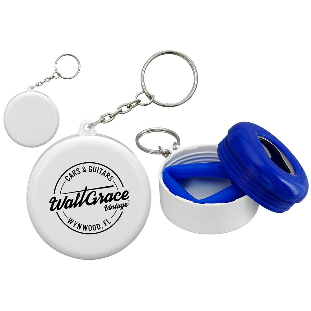 Bottle Opener Container With Straw