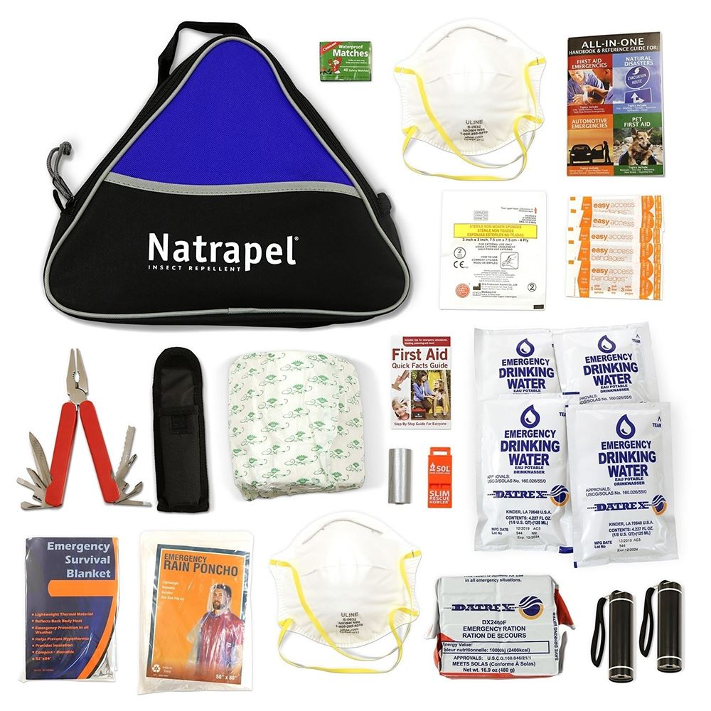 Platinum Survival/Disaster Kit - Personalization Available