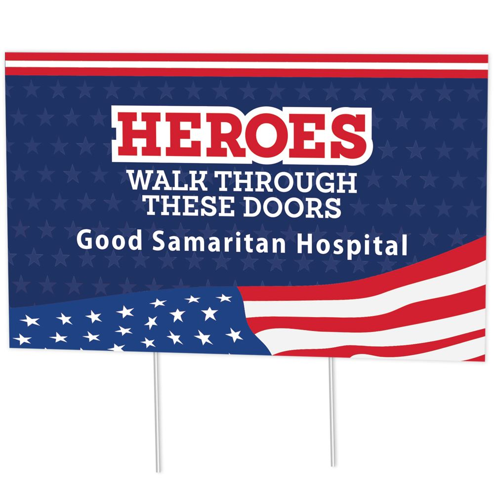 Heroes Walk Through These Doors 18