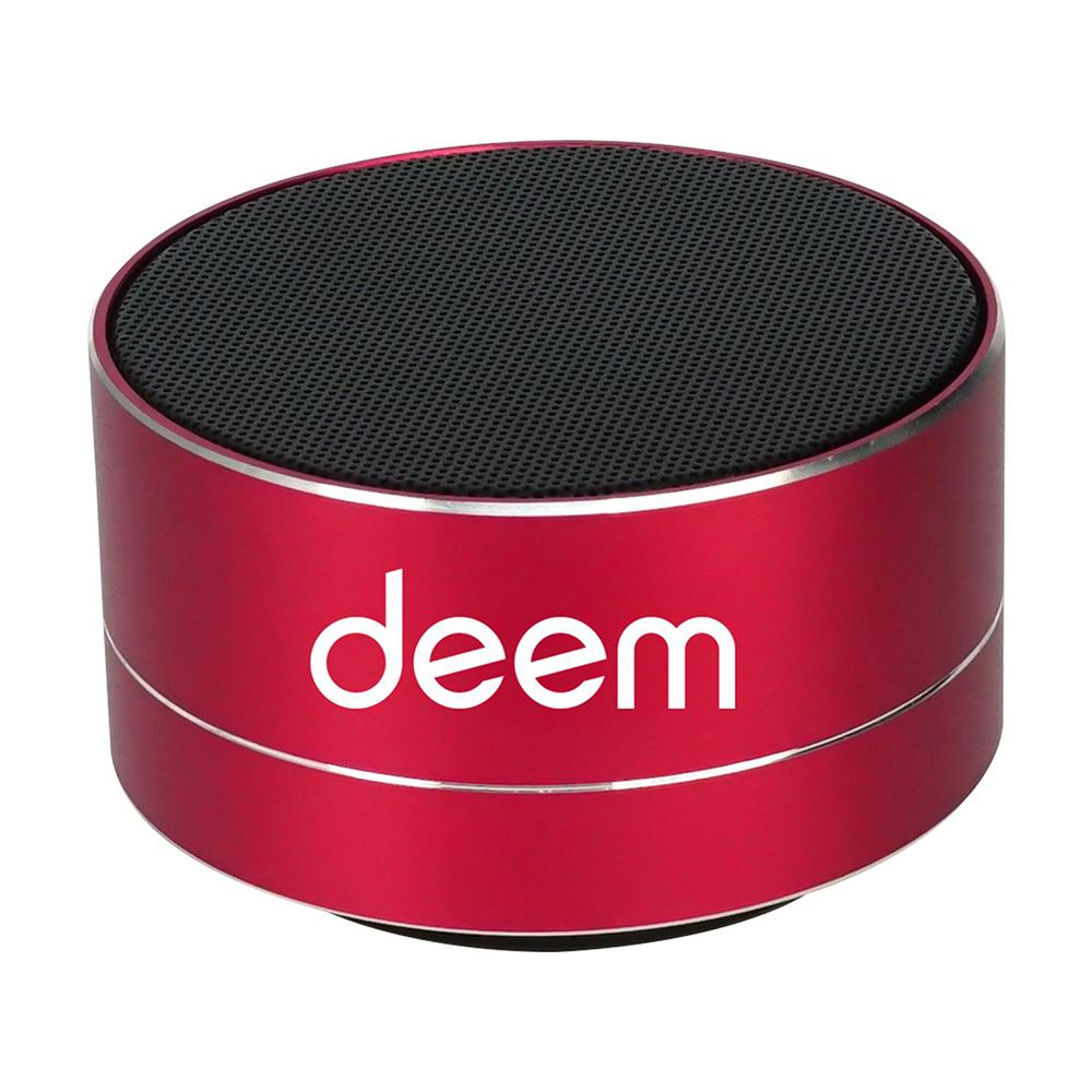 Hockey Puck Bluetooth Speaker - Personalization Available