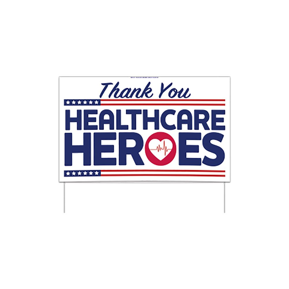 Thank You Health Care Heroes 22.5