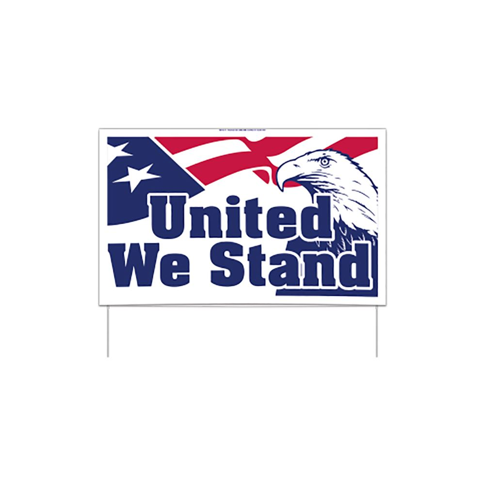 United We Stand Eagle 22.5