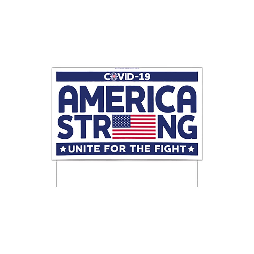 Covid-19 America Strong Unite For The Fight 22.5