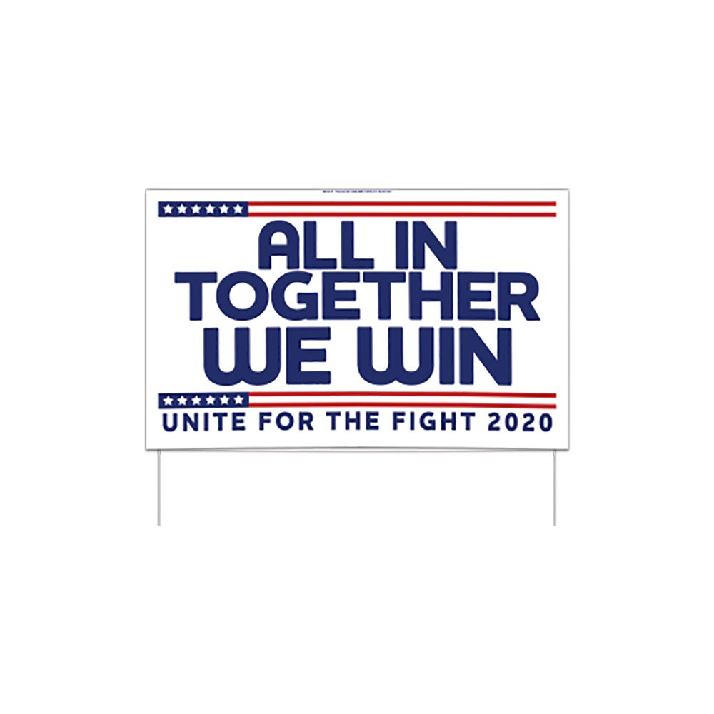 All In Together We Win 22.5