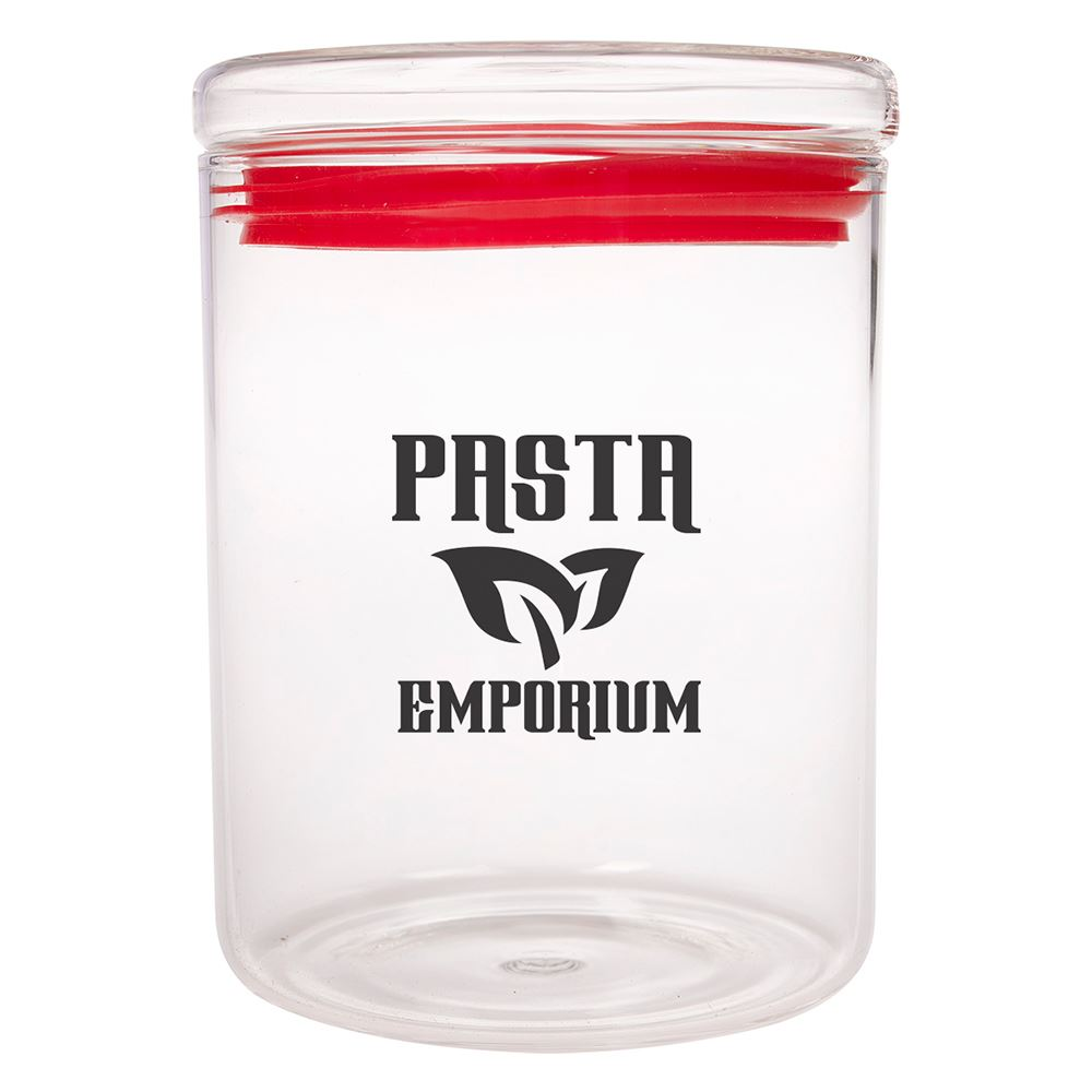 Fresh Prep Glass Container With Lid 26 Oz