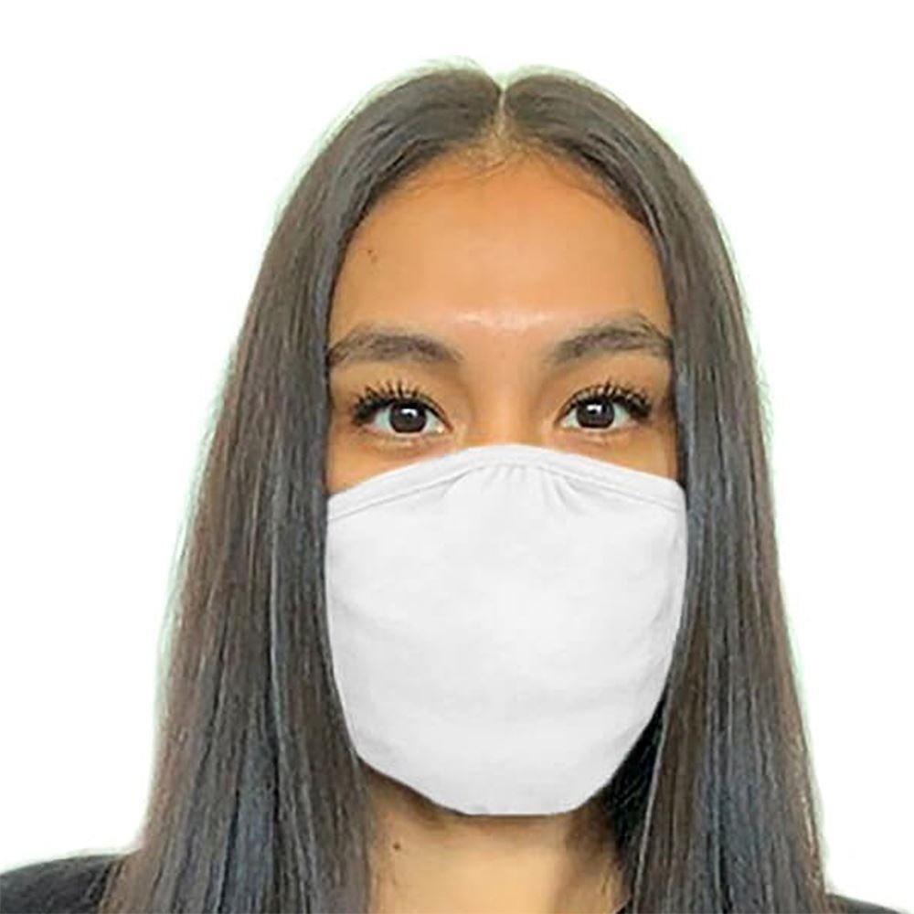 Next Level Adult Tri-Blend Face Mask - Blank