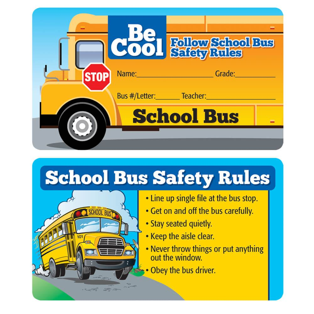 bus safety Sharing the road with young pedestrians according to research by the national safety council, most of the children who lose their lives in bus-related incidents are 4.